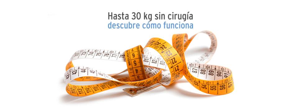 El balón intragástrico, la solución a la obesidad
